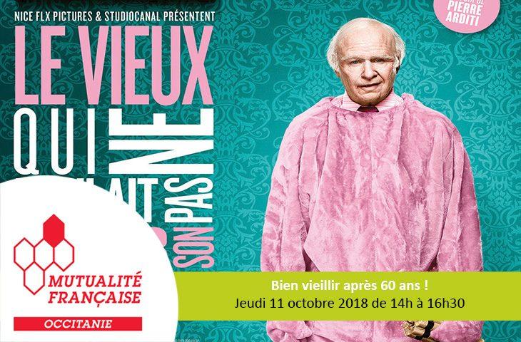 Cine Sante Le Vieux Qui Ne Voulait Pas Feter Son Anniversaire